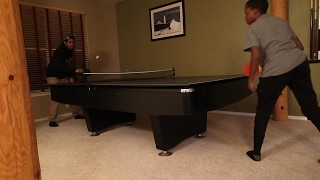 LATE NIGHT TABLE TENNIS SHOWDOWN! | Daily Dose S2Ep141