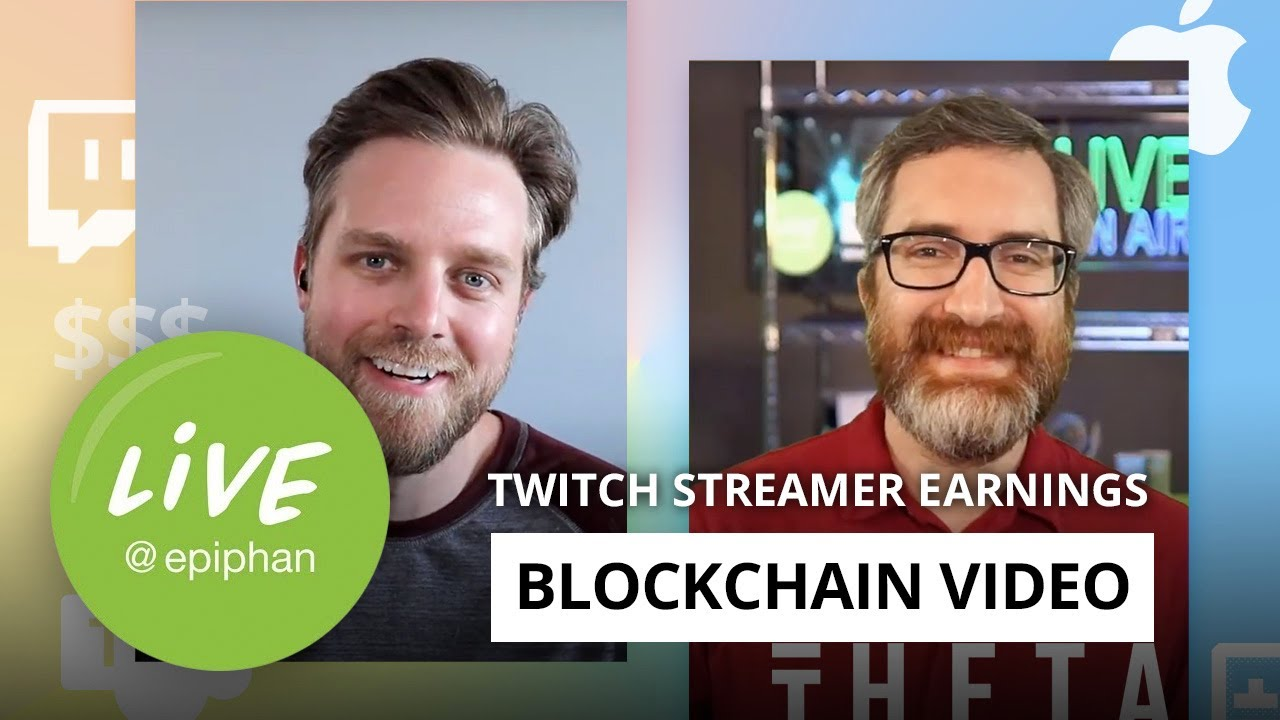 Blockchain video and jaw-dropping earnings on Twitch thumbnail