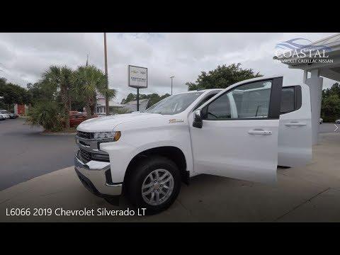 Pre-Owned 2019 Chevrolet Silverado 1500 4WD Crew Cab 147 LT