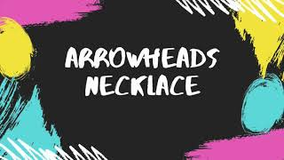 Buy Arrowheads necklace online