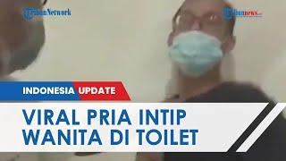 Viral Pria Ditangkap karena Intip Perempuan di Toilet SPBU, Suami Korban Tak Terima Istrinya Diintip