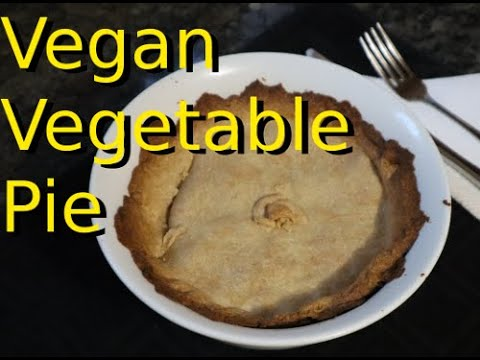 Vegan Vegetable Pie