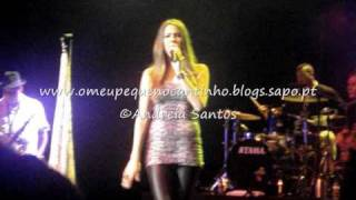 Joss Stone - Tell me what we're gonna do now Live at Lisbon Coliseum 15/02/2010