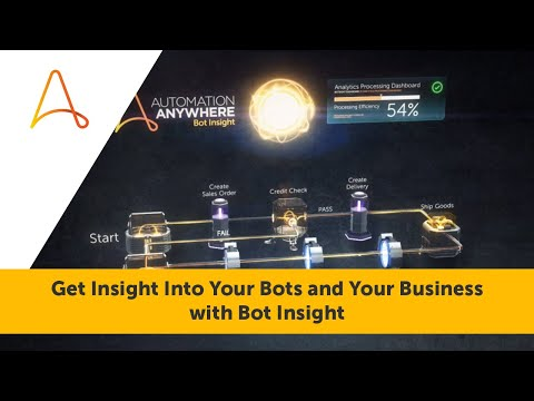 Get insight into your bots and your business with Bot Insight