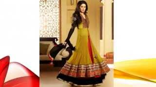 Nargis Fakhri Designer Anarkali Suits & Dresses :- Shoppers99