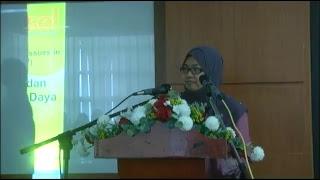 Keynote by Dato' Dr. Siddiq Fadzil