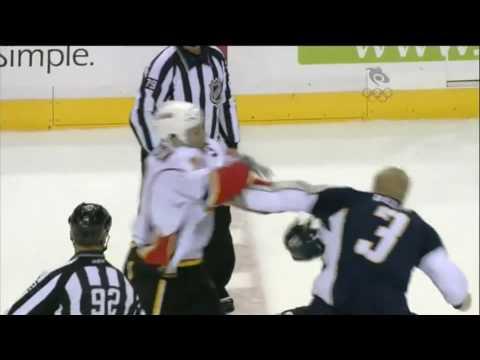 Wade Belak vs. Brian McGrattan
