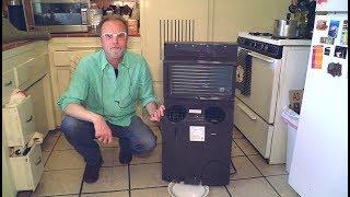 haier portable air conditioner drain - मुफ्त
