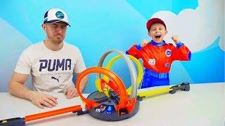 HOT WHEELS Машинки ВСЕ СЕРИИ ПОДРЯД!! Видео для детей про МАШИНКИ ХотВилс