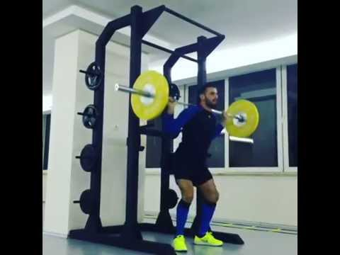 Gymholix Home Gym Series Sipahi V1 Crossfit Station Squat Rack