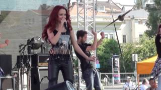 [HD] Patai Anna - Jogom van szeretni (Budapest, Ezer Lámpás Éjszakája 2015-05-31)