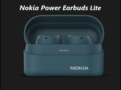 Nokia Power Earbuds Lite Video - Newly launched