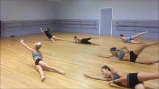 """""""Over"""" by Johnnyswim- Choreography by Rhema Joy"""