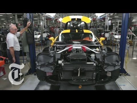 Watch Dodge Hand-Build The Viper
