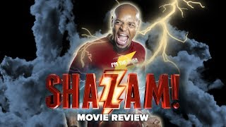 Shazam Movie Review - The Funniest DC Comics Movie So Far!