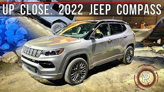 [Redline Reviews] 2022 Jeep Compass High Altitude – Redline: First Look – 2021 Chicago Auto Show