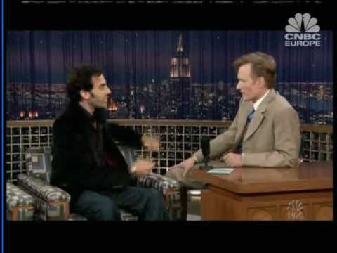 """You'd be a good spy!"" | Sacha Baron Cohen's interview with Conan"