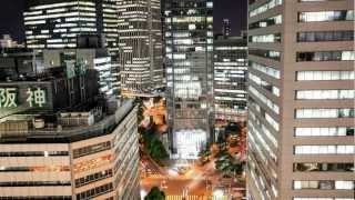 Osaka In Timelapse