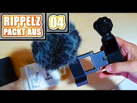 """""""Mikrofon & Zubehör für meine Kamera! 😊"""" // Rippelz packt aus #04"""