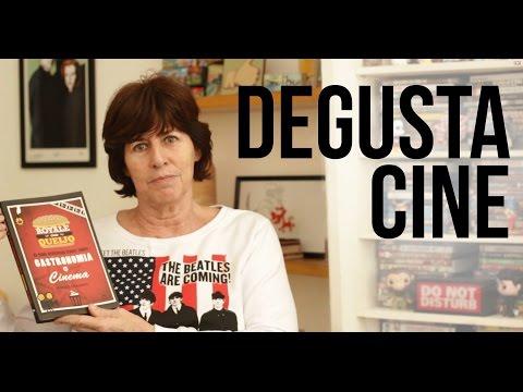 #1 Degustacine com Mariza Gualano