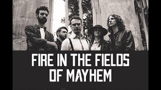 Fire In The Fields Of Mayhem (B/Side) - Aaron Buchanan And The Cult Classics