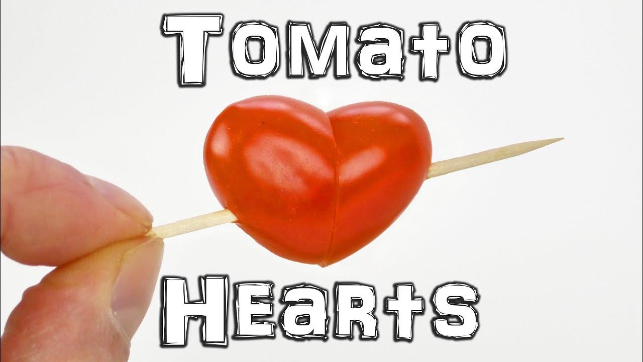How to Make a Tomato Heart thumbnail