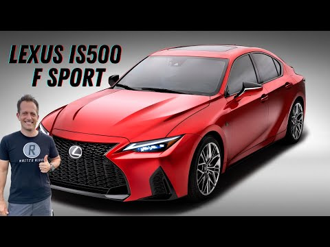 External Review Video cFLyrG-8sIU for Lexus IS 500 F SPORT Performance Sedan (XE30, 2022)