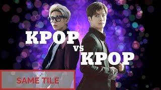 KPOP VS KPOP   Same Title