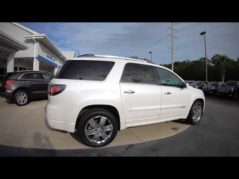 Certified Pre-Owned 2016 GMC Acadia FWD 4dr Denali