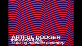 Artful Dodger - Do You Think About Me (reconstructed 4 Karaoke in HD audio)