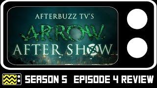 Arrow Season 5 Episode 4 Review & After Show | AfterBuzz TV