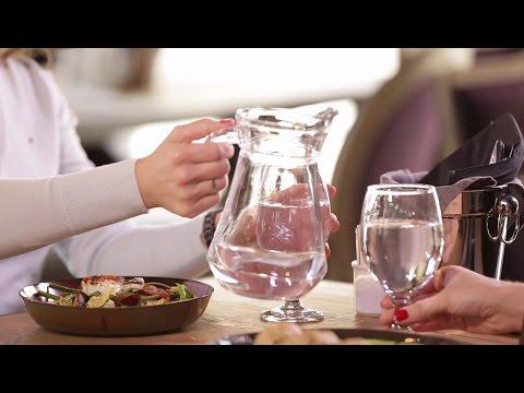 Пить или не пить... до, во время, и после еды