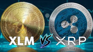 XLM vs XRP!!! Which Is The Dominating Coin?