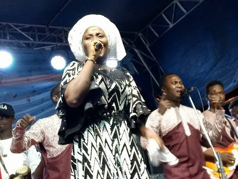 BUKOLA SENWELE JESU LATEST POWERFUL PRAISES | IBADAN GOSPEL CONCERT 2018
