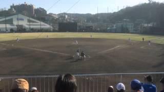 2015/3/26イースタンリーグDeNA対ヤクルト原泉第3打席