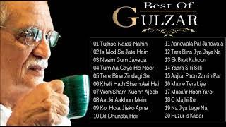 Best Of Gulzar Hindi Songs | गुलजार के सबसे हिट गाने | Old Hindi Songs | Pitara