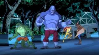 Batman Unlimited: Animal Instincts (2015) Video