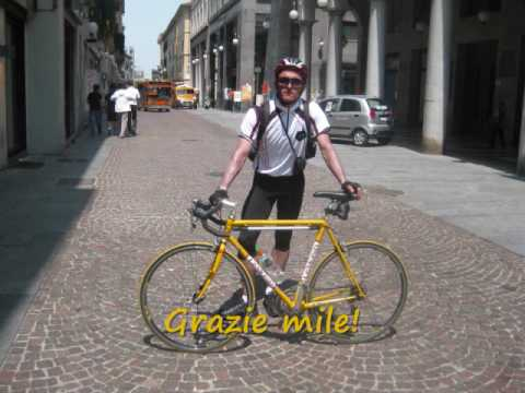 Zurich to Monte Carlo by bike - Part 3