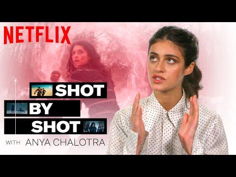 The Witcher Scene Break Down with Anya Chalotra (Yennefer) | Shot by Shot | Netflix