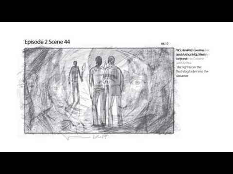 Series 5 Vol. 1   Storyboard