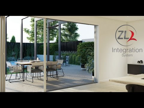 Integrated Retractable Screens | Retractable Fly Screens for Sliding, Stacker, or French Doors