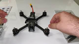 Bester FPV Quadcopter für Anfänger iFlight Nazgul 5