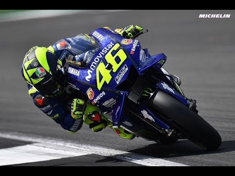 San Marino GP  preview by  Valentino Rossi -   2018 MotoGP - Michelin Motorsport