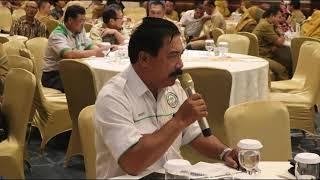 Rapat Koordinasi Pembangunan Perkebunan Kalimantan Timur Tahun 2020