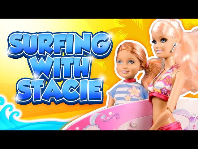 Barbie - Surfing with Stacie   Ep.14