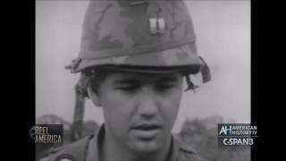 1965 CBS News special report   The Battle of Ia Drang Valley