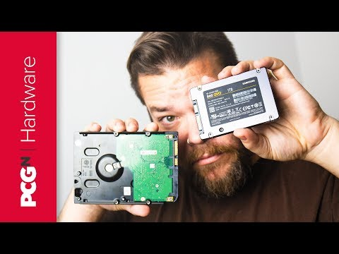 Samsung 860 QVO review - the end of the hard drive? | Hardware