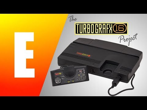 The TurboGrafx-16 / PC Engine / SuperGrafx Project - Compilation E - All Games (US/JP)