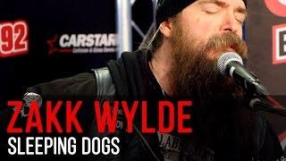 Zakk Wylde 'Sleeping Dogs' Live In The CJAY 92 Rock Room