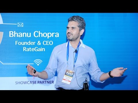 A product with fewer features can sell more: RateGain's Bhanu Chopra